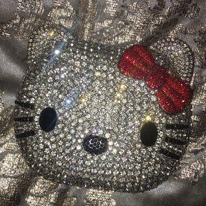 *Collectible* Hello Kitty Swarovski Clutch